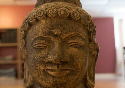 Buddha Statue - Laughing Frog