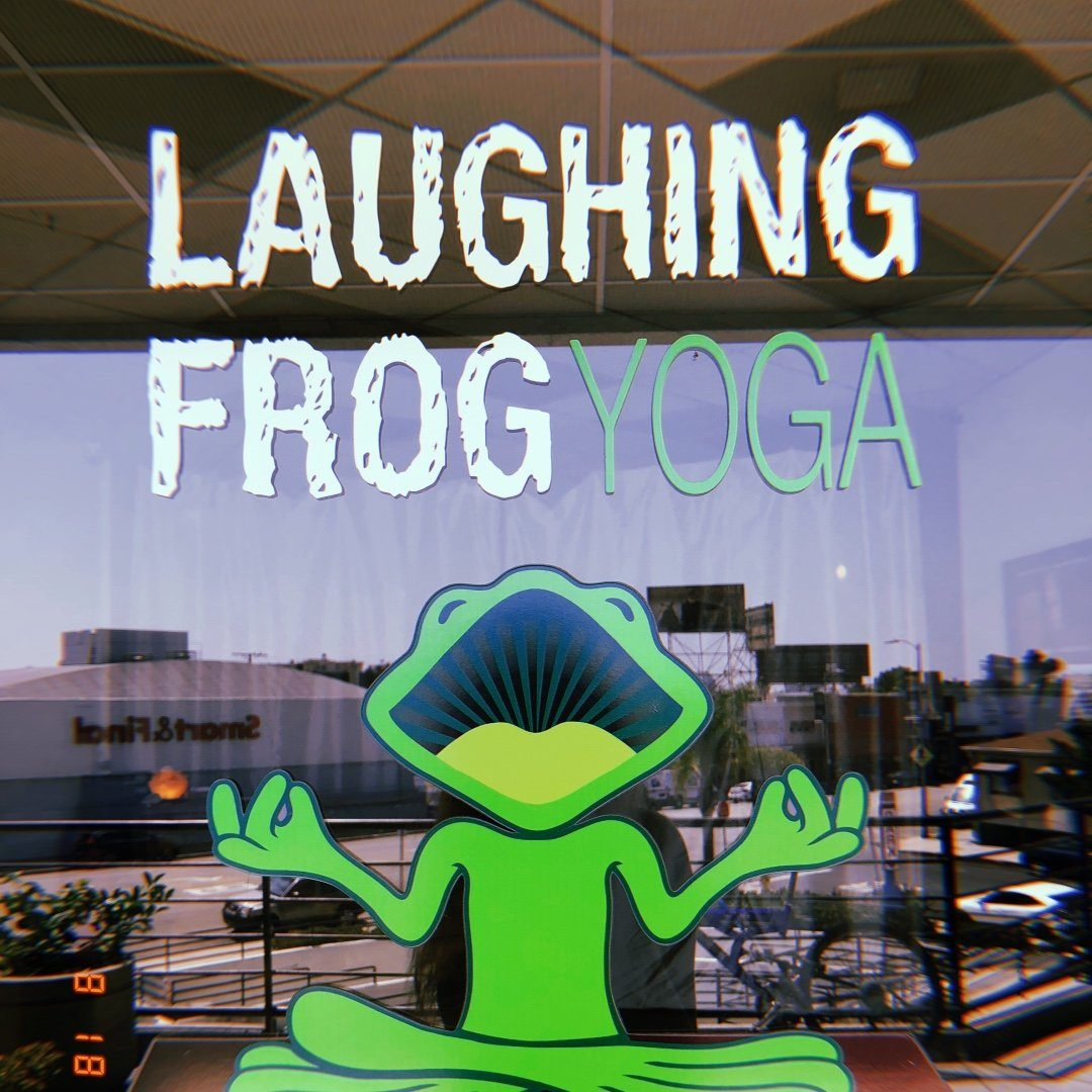Laughing Frog Yoga